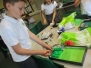 Year 6 - Making Anderson Shelters