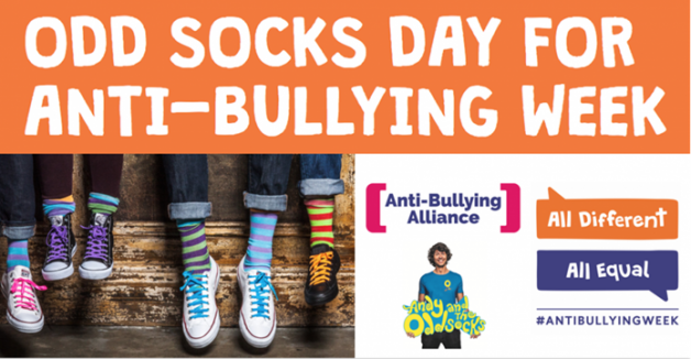 Image result for odd socks anti bullying