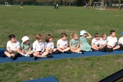 Year 1 Egg Rolling